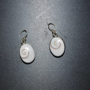 Eye of Shiva Earrings