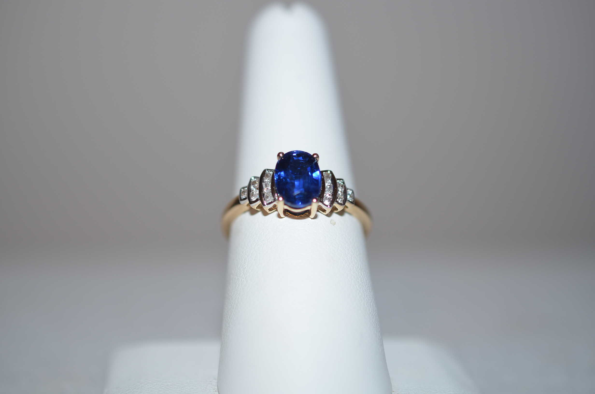 men pinterest live polish astrology blue women sapphire jewellery ring bluestone for pin gold