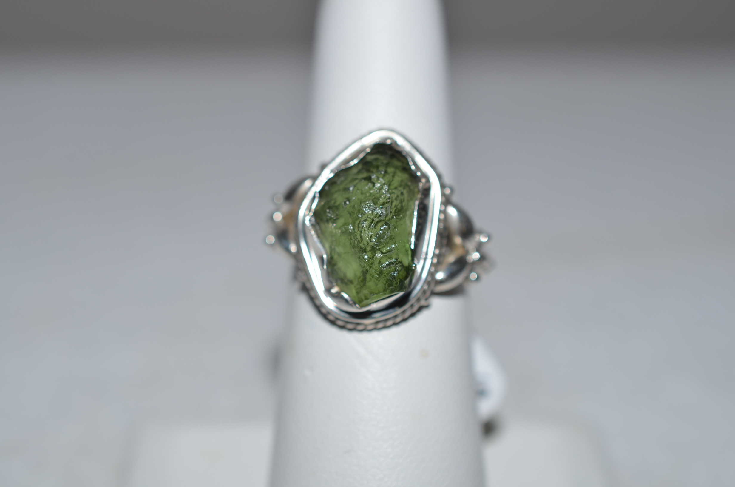 aiche jacquie fluorite ring product engagement crystal ls lockstock raw rings detail ja
