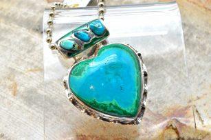 Malachite and Turquoise