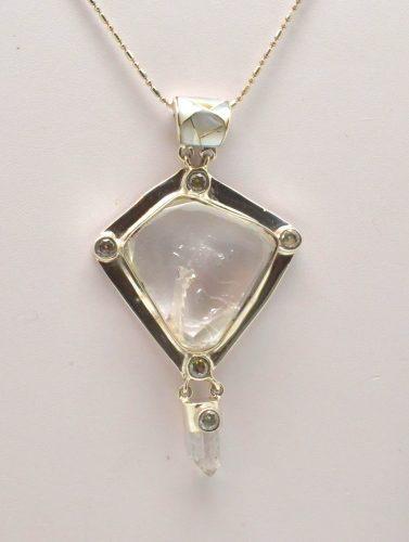 Inner Child Quartz Crystal