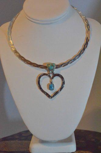 Blue Peruvian Opal